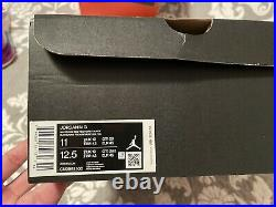 Jordan 4 Cement Nike Golf Shoes Size 11 NEW with Box