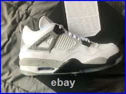 Jordan 4 iv Golf Shoe New In Box US Mens sz 10 Ships Priority Mail