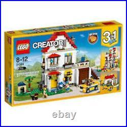 LEGO 31069 Creator 3-IN-1 Modular Family Villa Golf Hotel And Summer Villa Set