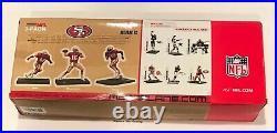 McFarlane 2007 Legends 3-Pack Joe Montana Lott Jerry Rice Figures NEW 49ers Home