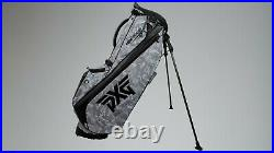 NEW IN BOX! Limited Edition PXG Fairway Camo Stand Bag Grey Parsons Xtreme Golf