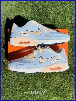 NEW IN BOX Nike Air Max 90 G NRG P21 Golf Shoes Size 10 CZ2435-424