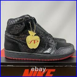 NEW Nike Jordan 1 Retro High OG SP GINA SPECIAL BOX Mens Size 9 CD7071-001