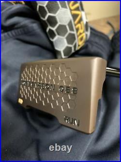 NEW with Original Box Bettinardi QB8 Slant Soft Carbon Limited Run Putter 35
