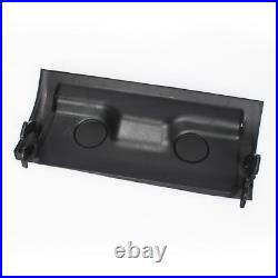 New Door Lid Glove Box Cover Black for VW JETTA A4 MK4 Golf BORA 2003-2005