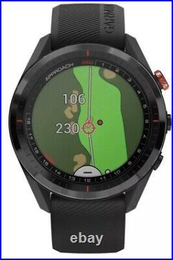 New Garmin Approach S62 GPS Premium Golf Watch Unopened Box