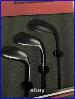 New In Box Costco Kirkland Signature 3 Piece Golf Wedge Set 52, 56, 60 Wedges