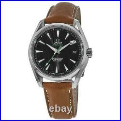 New Omega Seamaster Aqua Terra Golf Men's Watch 231.12.42.21.01.003