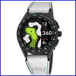 New Tag Heuer Connected Modular 45 Golf Edition Men's Watch SBG8A82. EB0206