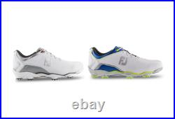 New in Box Footjoy DNA Helix Limited Men's Golf Shoes Style 53341, 53342