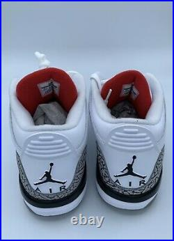 Nike Air Jordan 3 Golf Shoes Size 10.5 New WITH Box (Never Worn) RARE