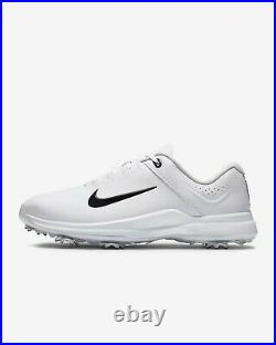 Nike Air Zoom TW 20 Tiger Woods White Golf Shoes Multiple Sizes New in Box
