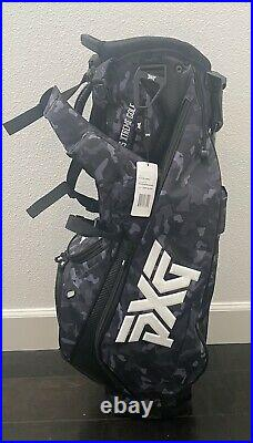 PXG Fairway Camo Carry Stand Bag NEW WITH TAGS AND BOX