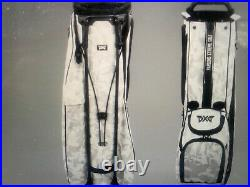 PXG Lightweight White/Grey Fairway Golf Stand Bag Brand New with Tags/box $495MSRP