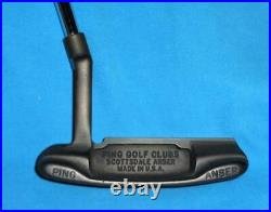 Ping SCOTTSDALE ANSER 50th Anniversary Ltd. Ed. Putter NEW in Box with COA