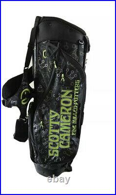 Scotty Cameron 2021 Masters Pathfinder Mini Crown Stand Bag New In Box