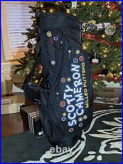 Scotty Cameron Jackpot Johnny Golf Stand Bag Super Rare! Brand New in Box