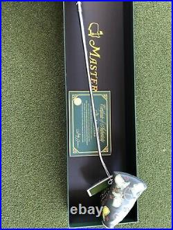 Scotty Cameron Masters Ltd 2015 Scotty Cameron SIGNED HEADCOVER NEW IN BOX