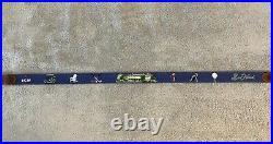 Sea Island Custom Golf Life Belt Smathers & Branson Size 38 Needlepoint Box NWOT
