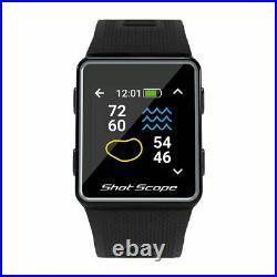 Shot Scope V3 GPS & Performance Tracking Golf Watch Brand New Boxed 2021 Model