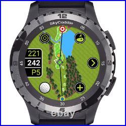 Skycaddie LX5C Golf GPS Smart Watch Health and Fitness Tracker Brand New Boxed