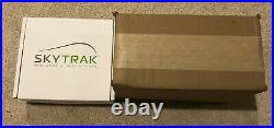 Skytrak Golf Launch Monitor with Metal Case NEW IN BOX