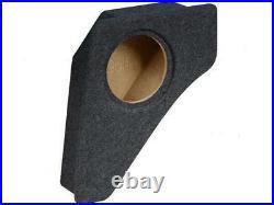 Sub Subwoofer Enclosure Speaker Bass Box VW Golf MK4 IV Custom Fit 8 MDF