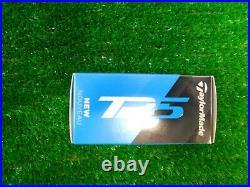TaylorMade TP5 Golf Balls 25 2-Ball Sleeves (50 balls) no logos New In Boxes