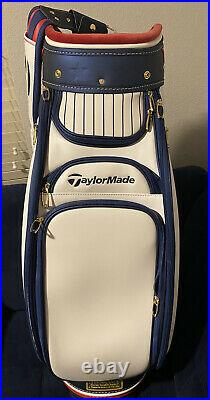 Taylormade 2018 US Open Summer Commemorative Staff Bag. New with tags and box