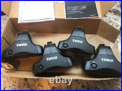 Thule 480R towers Rapid traverse -NEW in Box