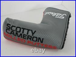 Titleist Putter Open Box SCOTTY CAMERON select NEWPORT M2 MALLET(2016) 35 inch