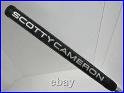 Titleist Putter Open Box SCOTTY CAMERON select SQUAREBACK 1.5(2018) 34 inch