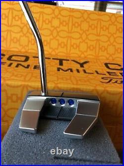 Titleist Scotty Cameron Futura X5 34.5 365g Custom Shop Box Included