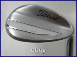 Titleist Wedge Open Box VOKEY FORGED(2019) 56 degree Dynamic Gold