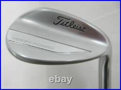 Titleist Wedge Open Box VOKEY FORGED(2019) 58 degree NS PRO 950GH