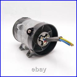Universal 12V 16.5A Car Electric Turbine Turbo Charger Booster with Controller Box