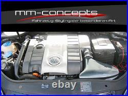 VW Golf 5 GTI, 6 R 20, Audi A3 2.0 TFSI Luftfilter Airbox Air Intake Sport Neu
