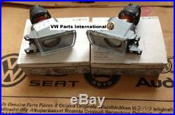 VW Golf MK3 GTI VR6 Complete Fog Lights OS & NS Rare New In Box Genuine Parts