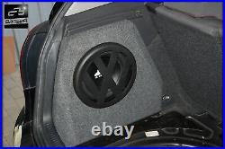 Volkswagen Golf 5/6 Fit-Box subwoofer enclosure Custom fit MDF 10 Bass Sub Box