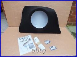 Vw Golf Mk4 R32 New Stealth Sub Speaker Enclosure Box Sound Bass Audio Car 10 12