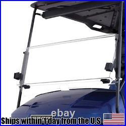 Windshield 1994-2013 New In Box Golf Cart Part fits EZGO TXT & Medalist Clear