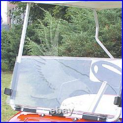Yamaha G14 G16 G19 Clear Windshield 1995-2003 NEW IN BOX Golf Cart Part