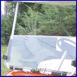 Yamaha G22 Clear Windshield 2003-'06 Folding Style NEW IN BOX Golf Cart Part