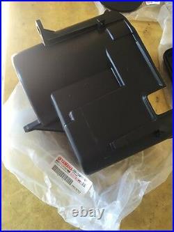 Yamaha Golf Cart Air Box Bottom, Top, Air box Hose G2-G9 Air Cleaner Case Housing